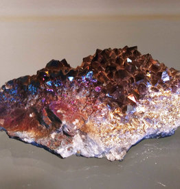 Titanium Amethyst Druzy