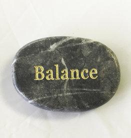 Balance Marble Word Stone - 4508BA