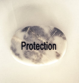 Protection Marble Word Stone - 4508PRO