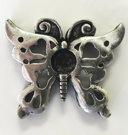 Candle Holder - Mini Butterfly - 6905BU