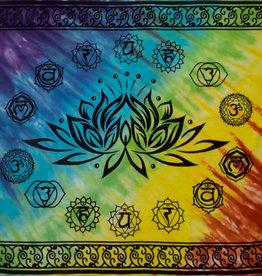 Alter Cloth - Lotus Chakra