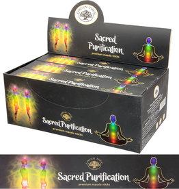 Incense- Green Tree-Sacred Purification- 72676