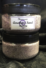 Amethyst Gemstone Sand Jar 180 gr - 62019