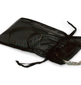 Pouch - Black Sheer 3x4