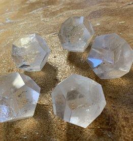 Clear Quartz w/Lithium Decodons