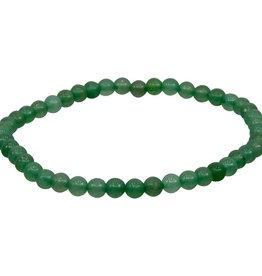 Bracelet - Green Aventurine - 4mm - 98344