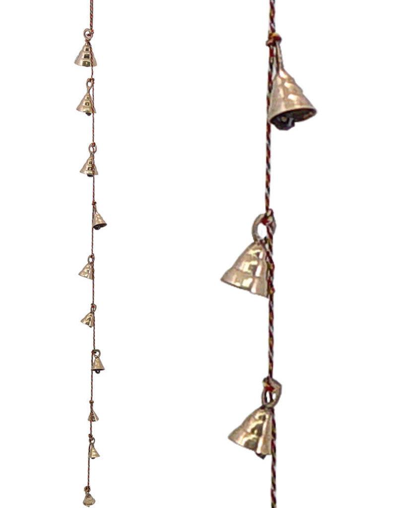 Bells - Brass String Assorted Sizes - 31303