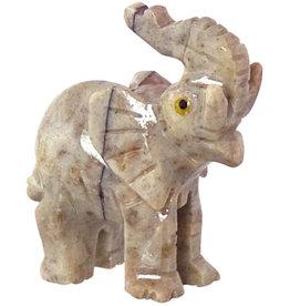 Figurine - Spirit Animal Lucky Elephant - 33639