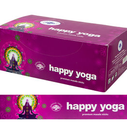 Incense - Green Tree 15 gr - Happy Yoga - 72657