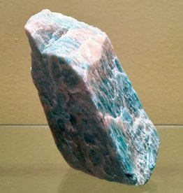 Amazonite Chunk, High Grade w/Lithium (sm)