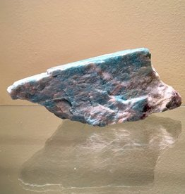 Amazonite Chunk, High Grade w/Lithium (med)