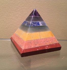 Seven Charka Pyramid