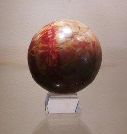 Red Creek Jasper Sphere