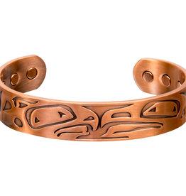 Bracelet - Magnetic Copper Eagles - 95270