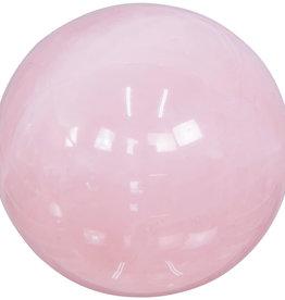 Rose Quartz Sphere - 17678