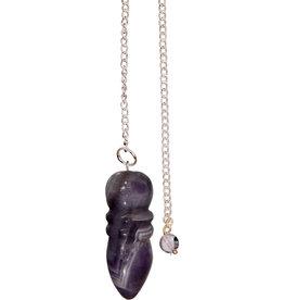 Pendulum - Polished Amethyst - 61321