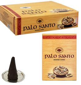 Incense - Green Tree Cones - Palo Sant - 72664