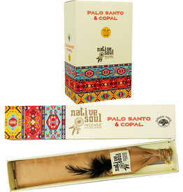 Incense - Green Tree Palo Santo & Copal - 15 gr - 72785