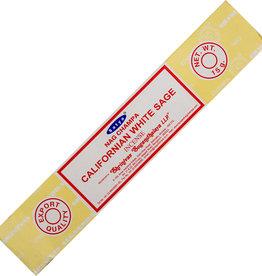 Incense - Nag Champa White Sage - 72147