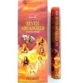 Incense - Hem Hex 7 Archangels 20 gr - 73806 - IHEM-HX-7ARC