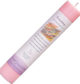 Herbal Magic Pillar Candle - Friendship - (P008)