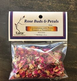 Herbs- Rose Buds and Petals whole- KH-ROSBP-WH