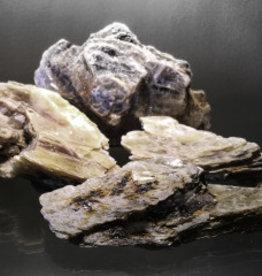 Golden Lepidolite High Grade w/Lithium, raw medium specimen