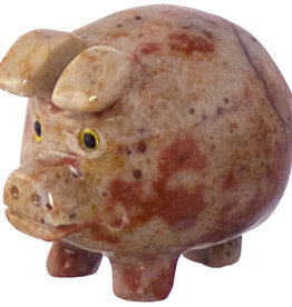 Figurine - Spirit Animal Lucky Pig - 33638