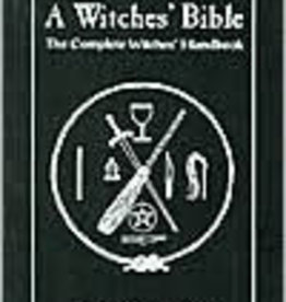 Witches' Bible: The Complete Witches' Handbook by Janet Farrar and Stewart Farrar