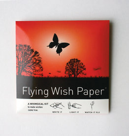 Flying Wish Paper - Butterfly - FWP-M-029
