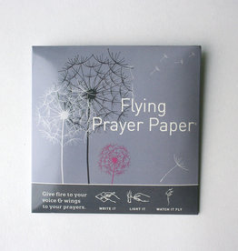 Flying Wish Paper - Dandelion Prayer - FWP-M-020
