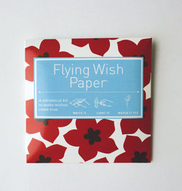 Flying Wish Paper - Ruby Reds - FWP-M-016
