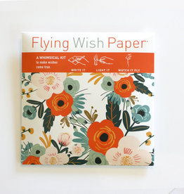 Flying Wish Paper - Orange Blossoms