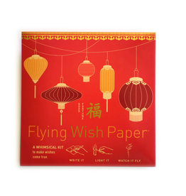 Flying Wish Paper - Good Fortune