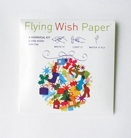 Flying Wish Paper - Holiday Ball - FWP-M-024