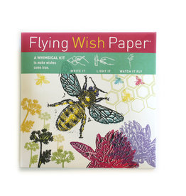 Flying Wish Paper - Just Bee