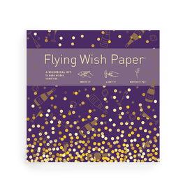 Flying Wish Paper - Champagne Dreams