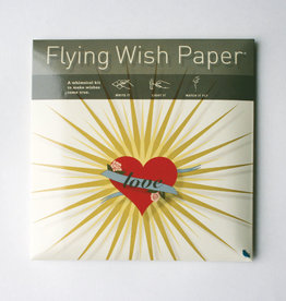 Flying Wish Paper - Honey Love - FWP-O-008