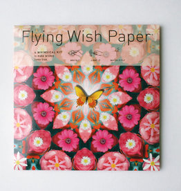Flying Wish Paper - Pink Butterfly