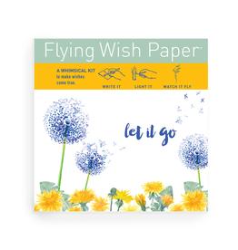 Flying Wish Paper - Let It Go