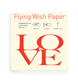 Flying Wish Paper - Love