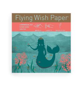 Flying Wish Paper - Mermaid