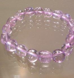 Amethyst Free Form Bracelet