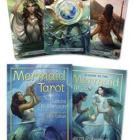 Mermaid Tarot by Leeza Robertson and Julie Dillon