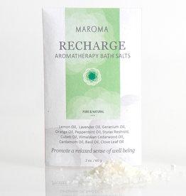 Aromatherapy Recharge Bath Salts