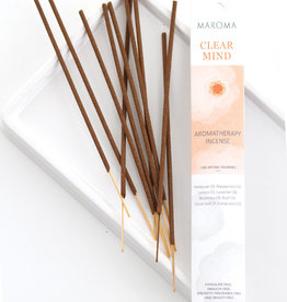 Aromatherapy Clear Mind Incense
