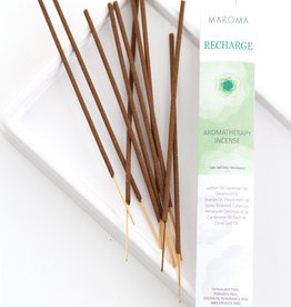 Aromatherapy Recharge Incense