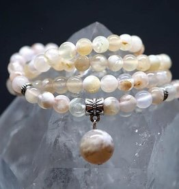 Mala - Sakura Prayer Beads