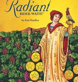 Exploring Tarot Using Radiant Rider-Waite Set - Deck / Book