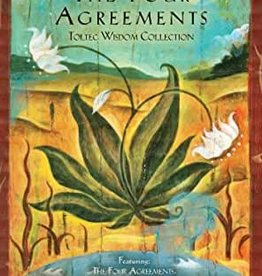 Four Agreements Toltec Wisdom Collection: 3-Book Boxed Set by Ruiz, Don Miguel